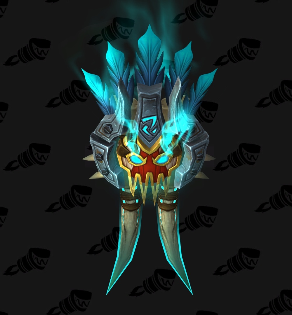 wow legion elemental shaman hidden artifact weapon appearance