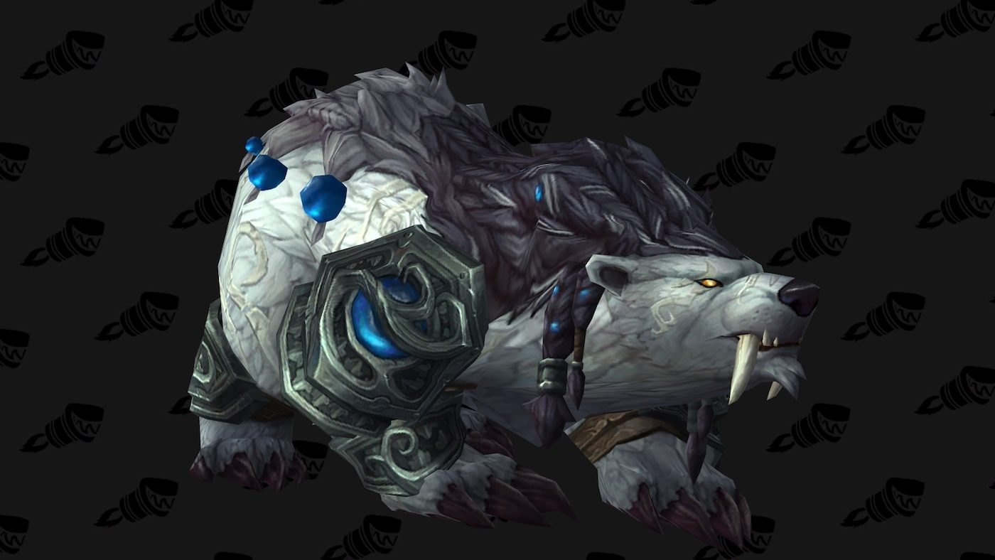 What to do Before Shadowlands - Unlocking Druid Form Customizations -  Wowhead News