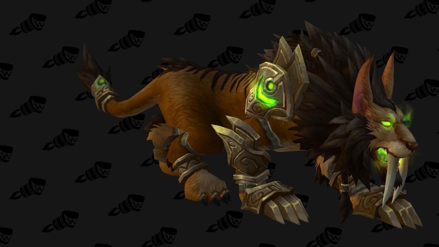 Feral Druid Artifact Weapon: Fangs of Ashamane - Guides