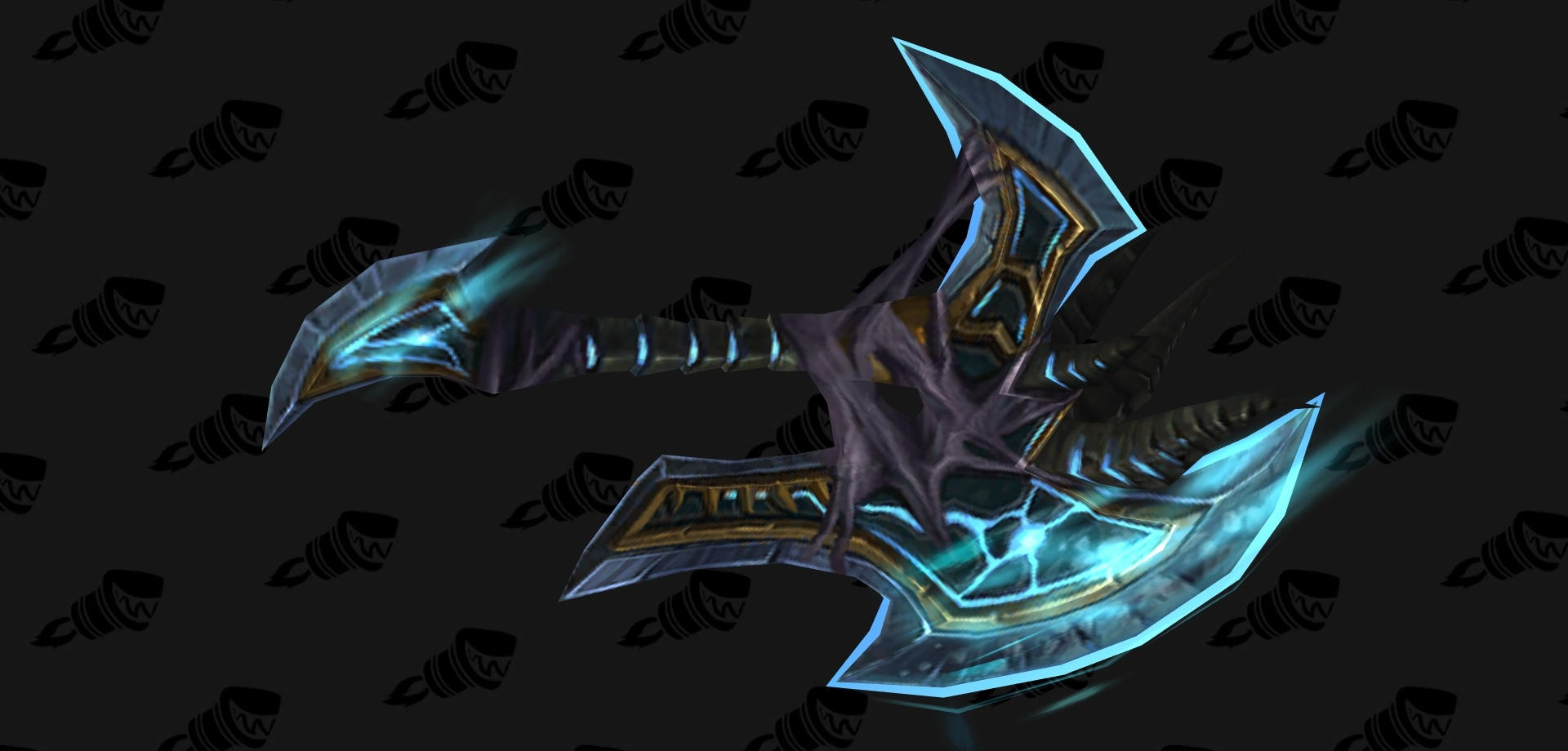 Wow Legion Blood Death Knight hidden artifact weapon appearance