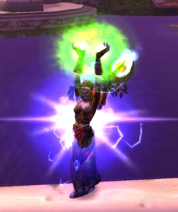 Innervate - Spell - World of Warcraft