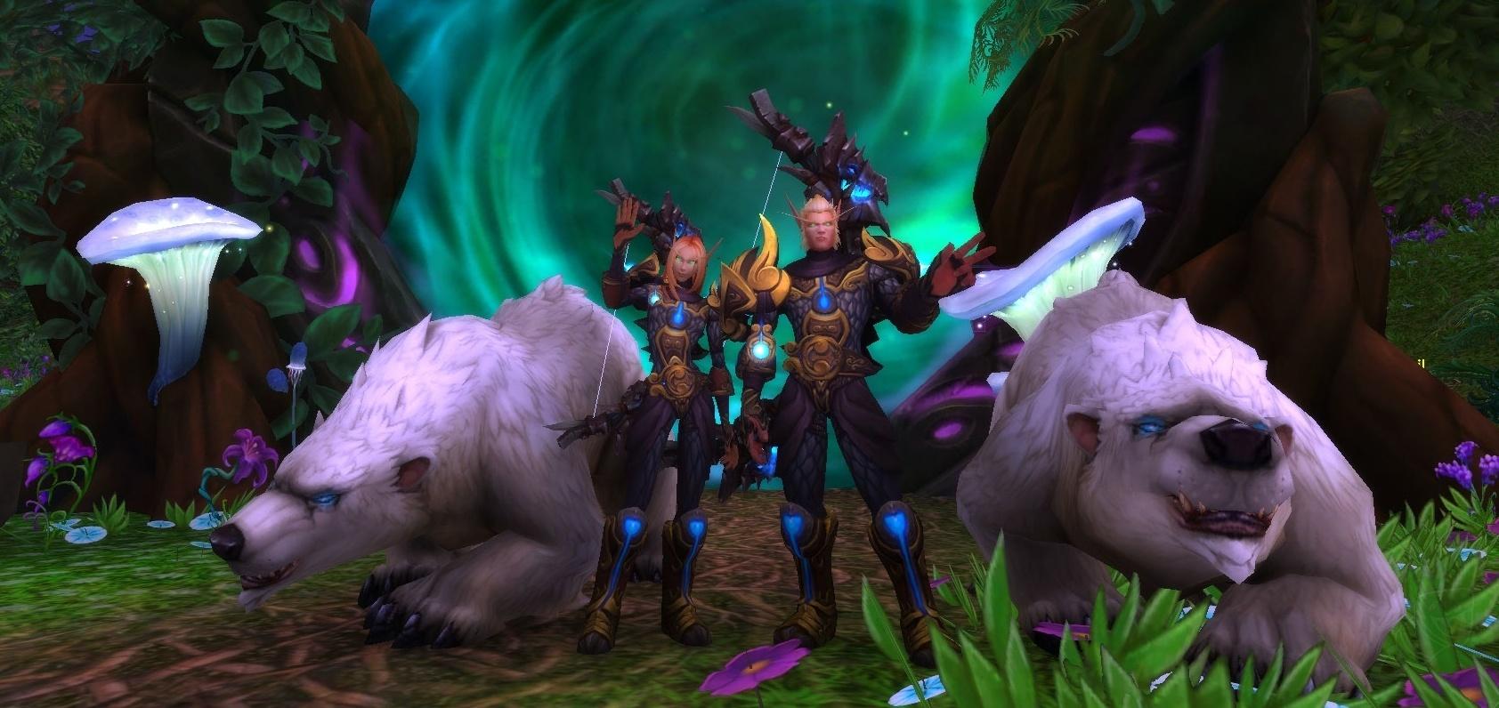 Bear - Hunter Pet - World of Warcraft