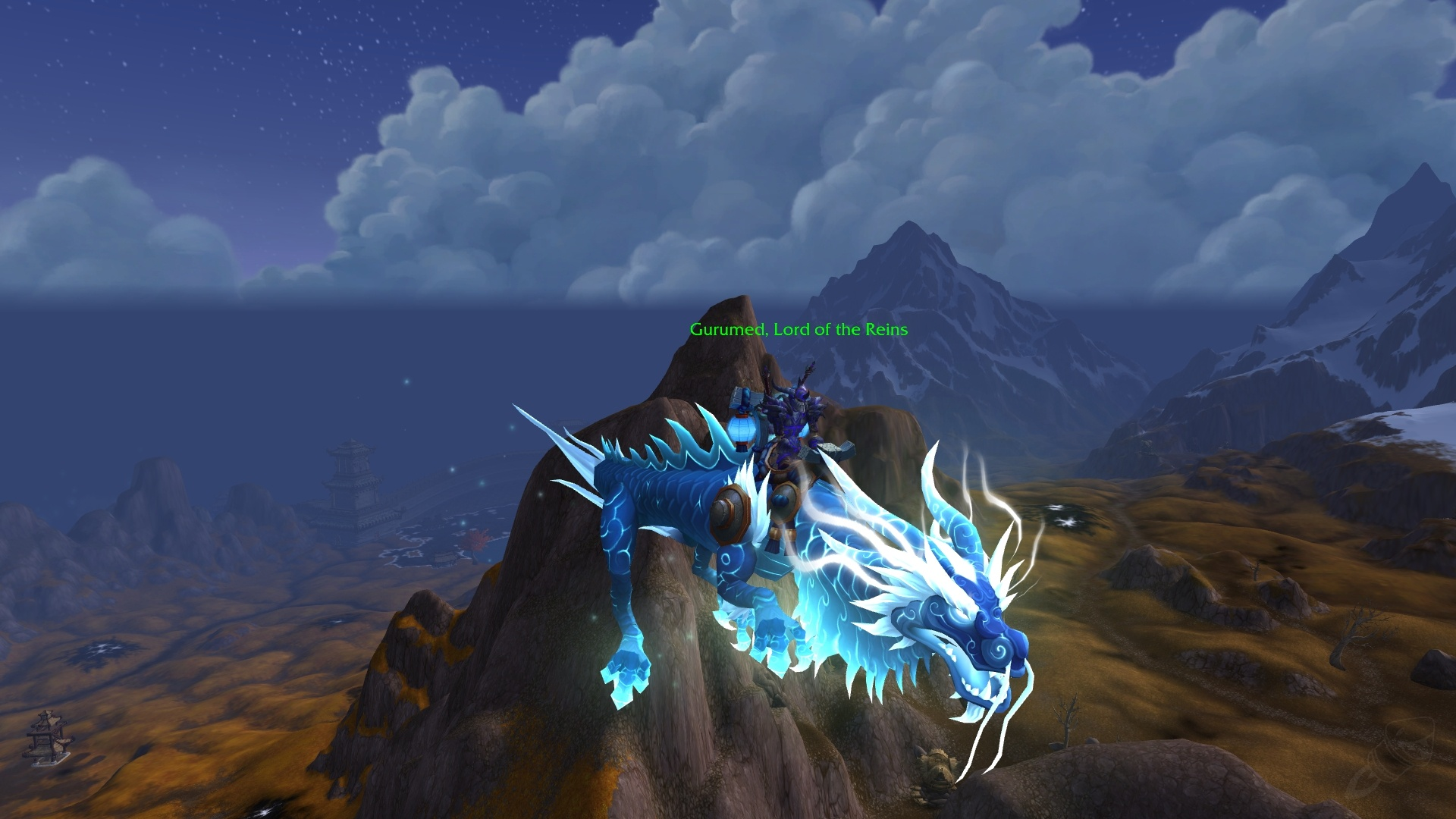 Lord of the Reins - Achievement - World of Warcraft