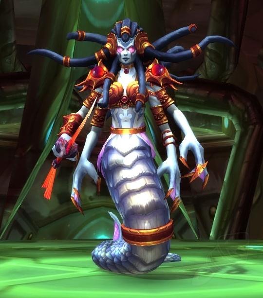 Lady Vashj - NPC - World of Warcraft