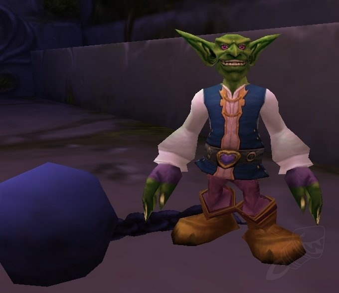 Knot Thimblejack - NPC - World of Warcraft