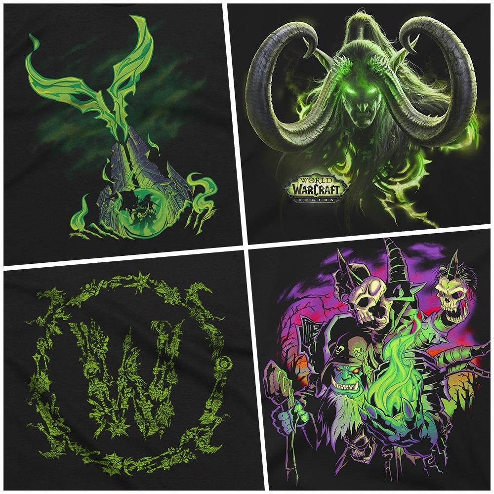 Wowhead Weekly #89, New Legion J!NX Merchandise and Free Shipping