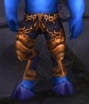 Merciless Gladiator S Linked Leggings Item World Of Warcraft