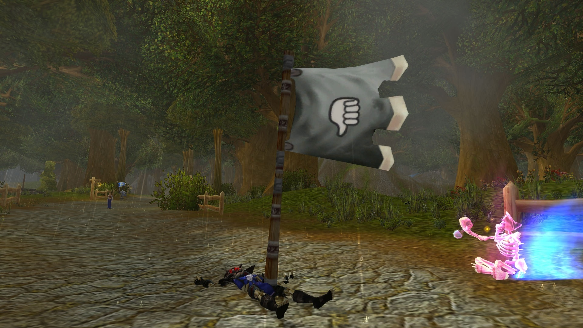 The Flag of Ownership - Item - World of Warcraft