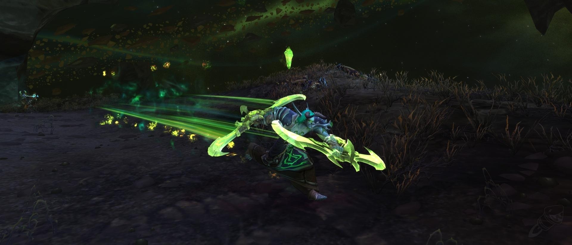Fel Rush - Spell - World of Warcraft