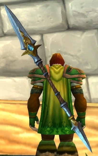 where do i train polearms as horde - World of Warcraft ...