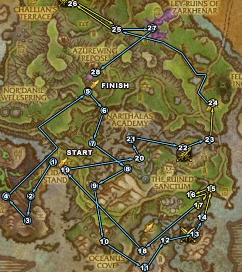 stormheim bonus quest