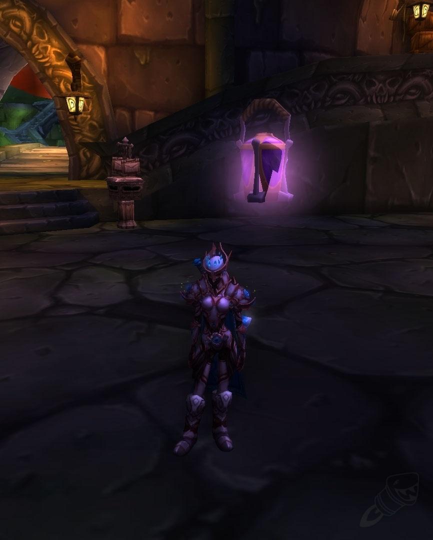 Formula Magic Lamp Item World Of Warcraft