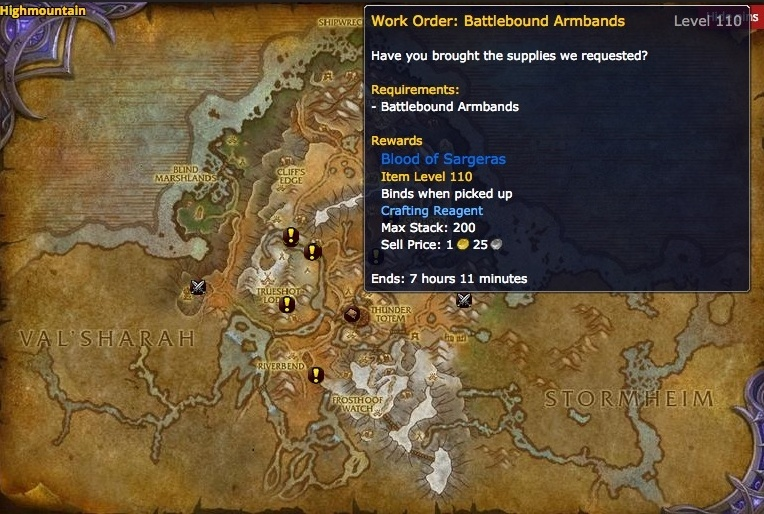 Legion World Map.New Site Features Today In Legion For World Quest Tracking Broken