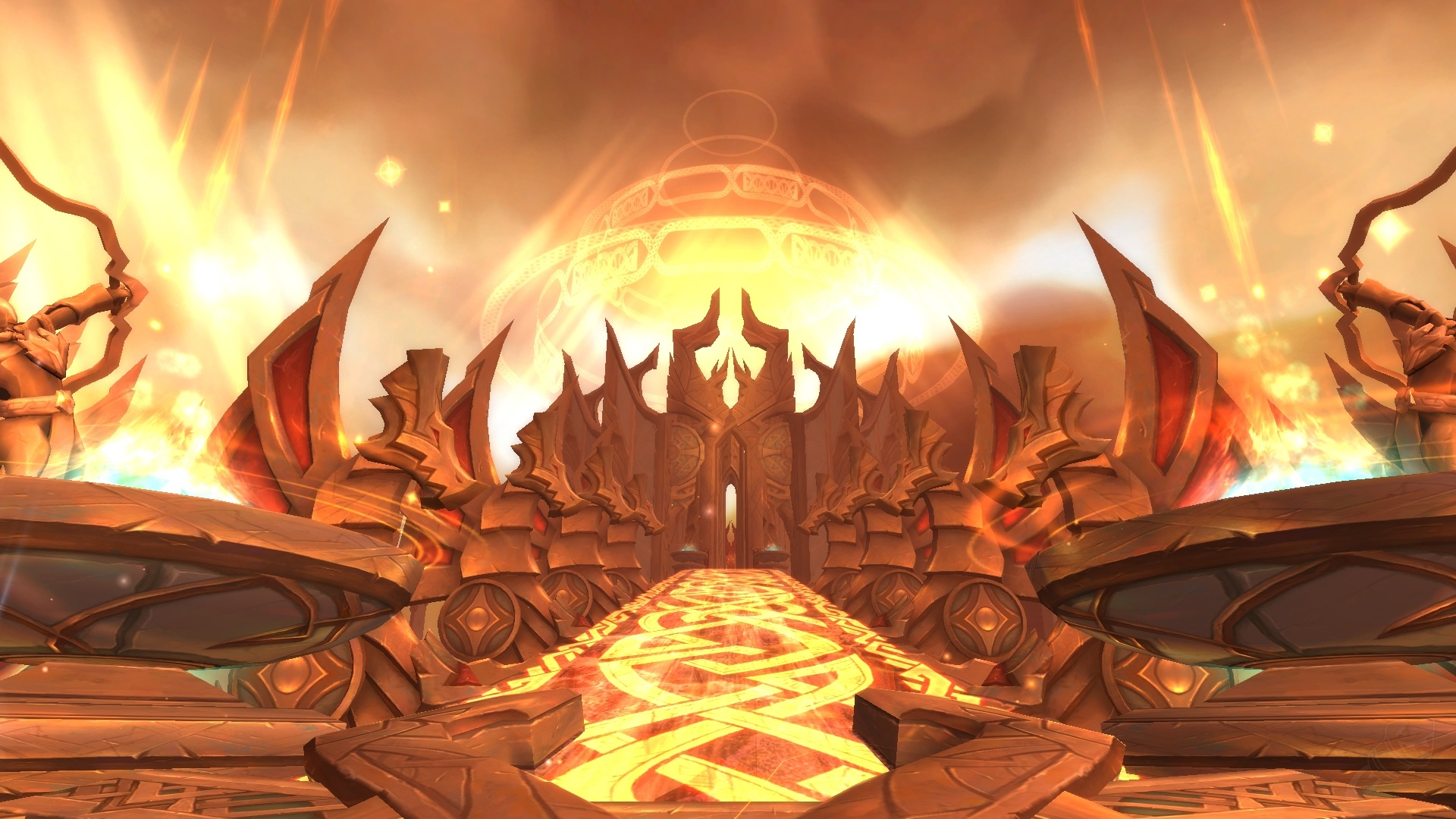 world of warcraft halls of valor more animation texture 3d animation ...