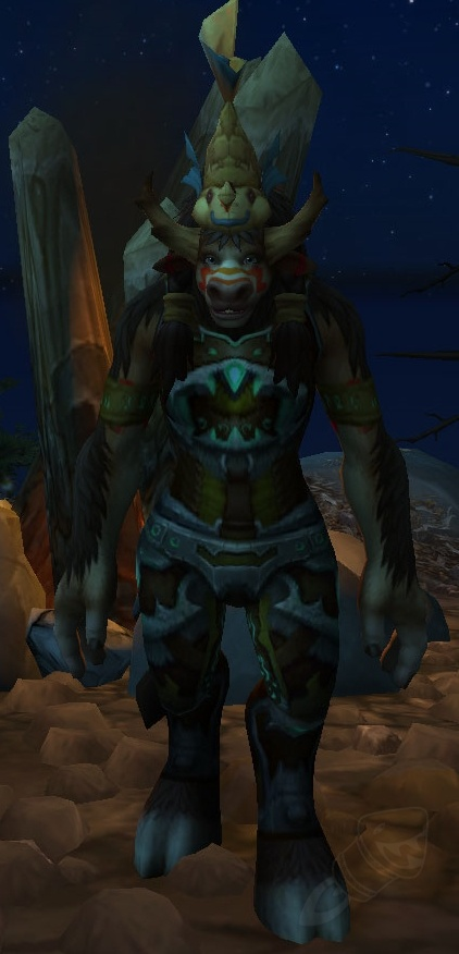 Lisy Prepfoot Npc World Of Warcraft