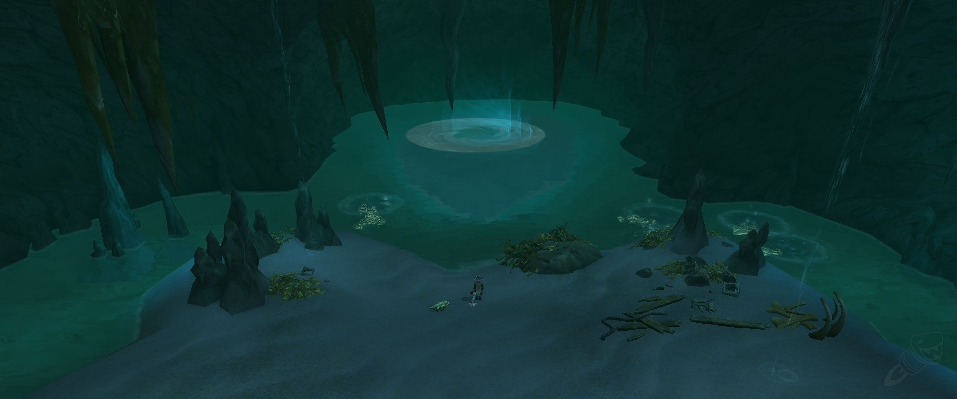 Into the Whirlpool - Quest - World of Warcraft