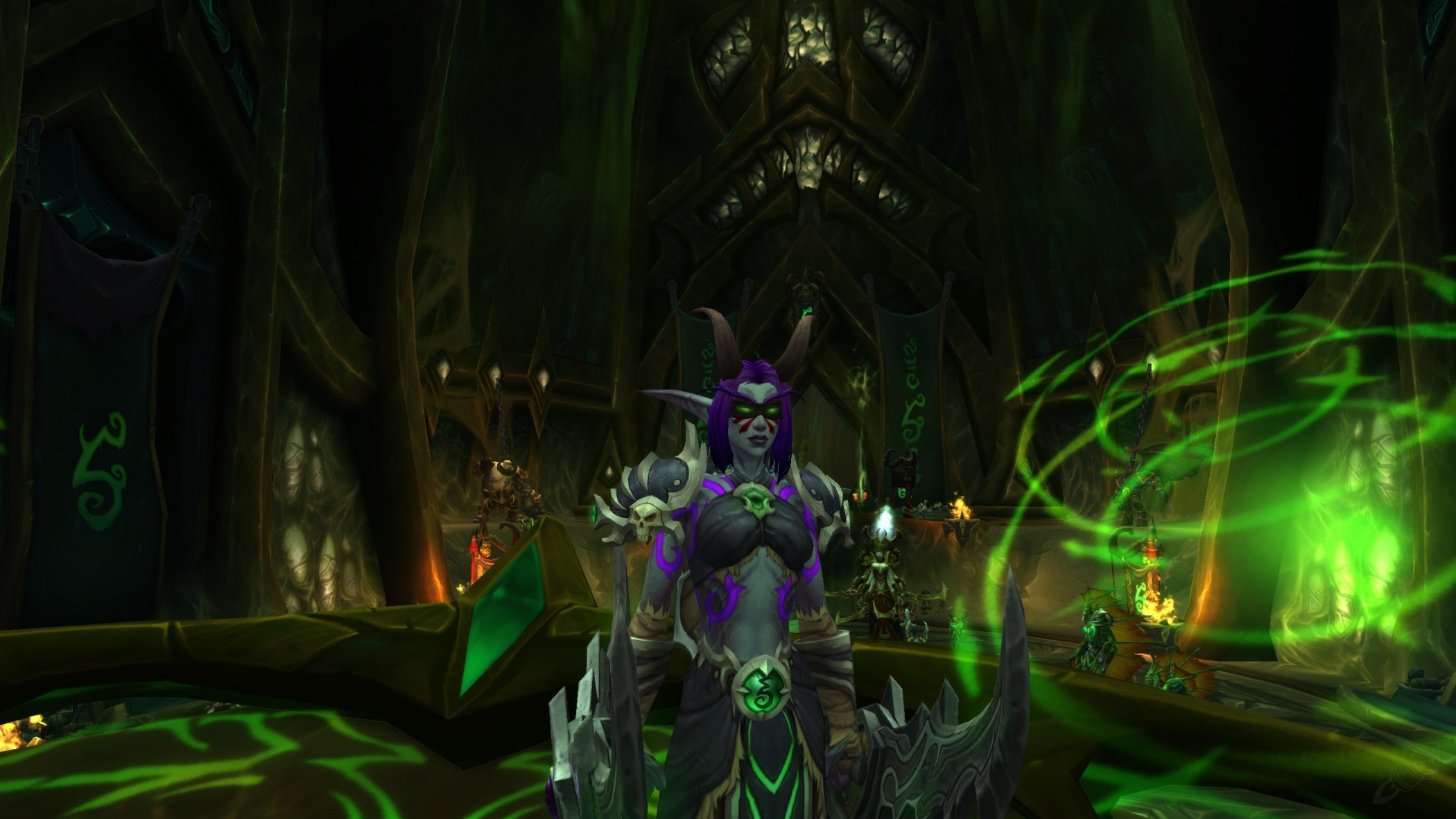 All Transmog Sets For Demon Hunters Guides Wowhead