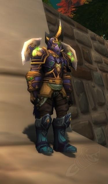 Aggramars Stride Item World Of Warcraft