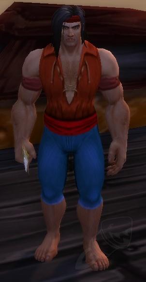 Pretty Boy Duncan Npc World Of Warcraft