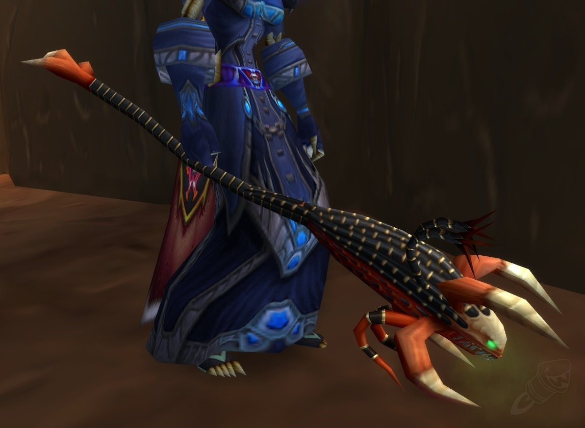 Zhardoom Großstab Des Verschlingers Gegenstand World Of Warcraft