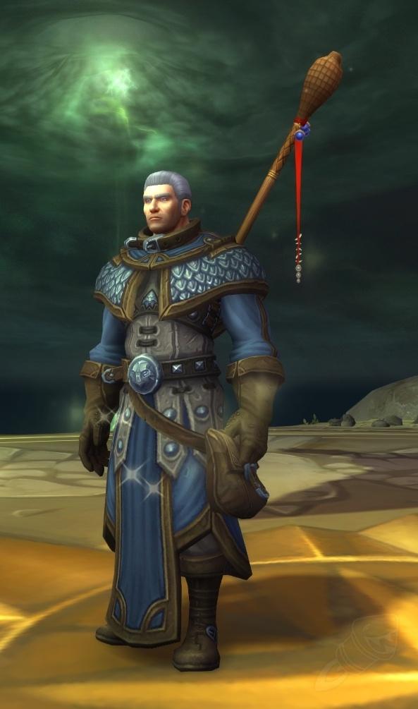 Archmage Khadgar - NPC - World of Warcraft