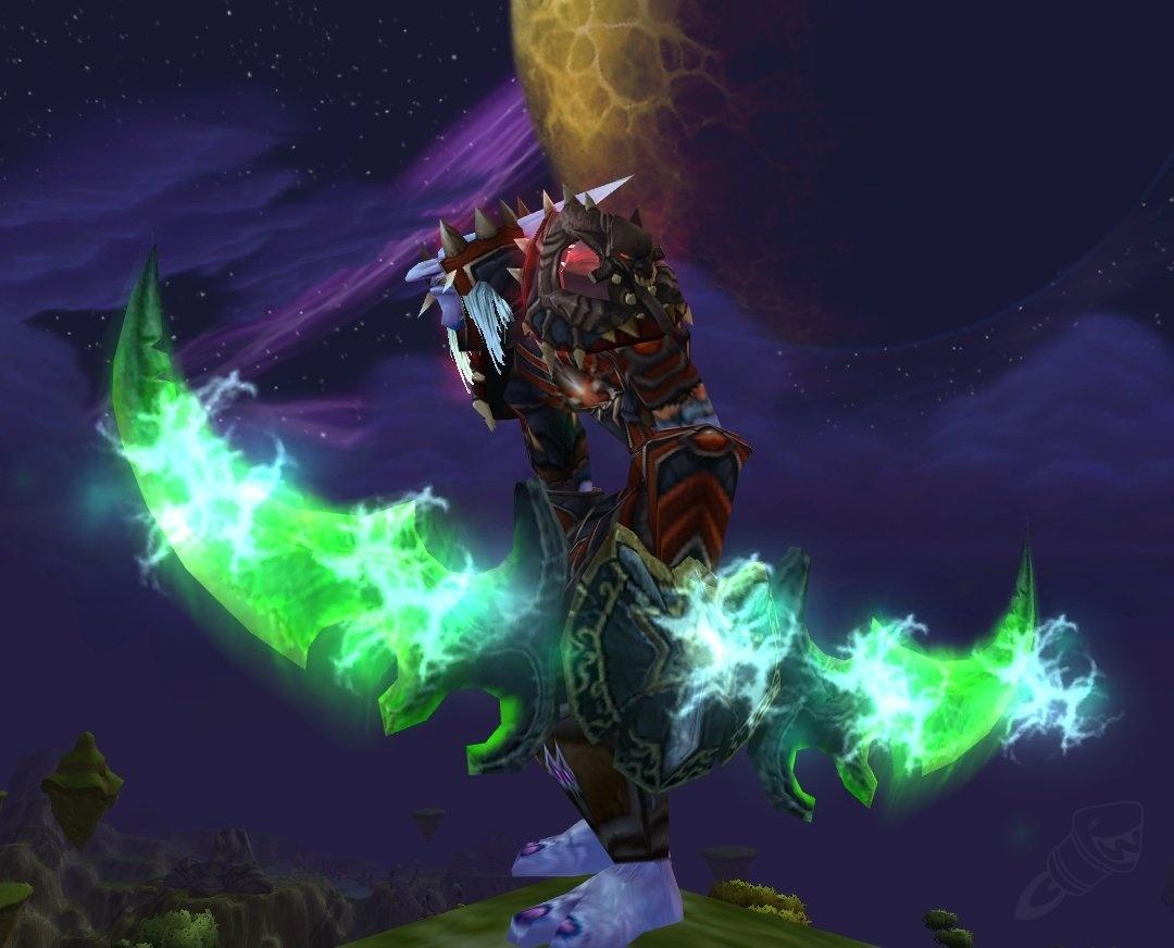 Kriegsgleve Von Azzinoth Gegenstand World Of Warcraft