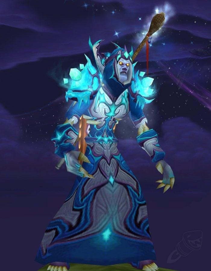 Frostfire Regalia Item Set World Of Warcraft