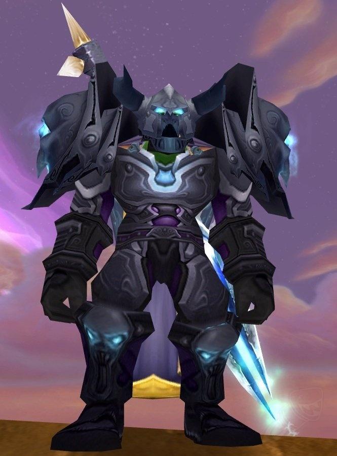 Dreadnaught's Battlegear - Item Set - World of Warcraft