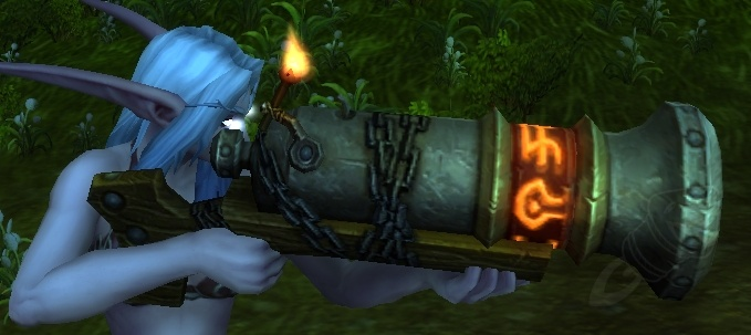 Surface-to-Infernal Rocket Launcher - Item - World of Warcraft