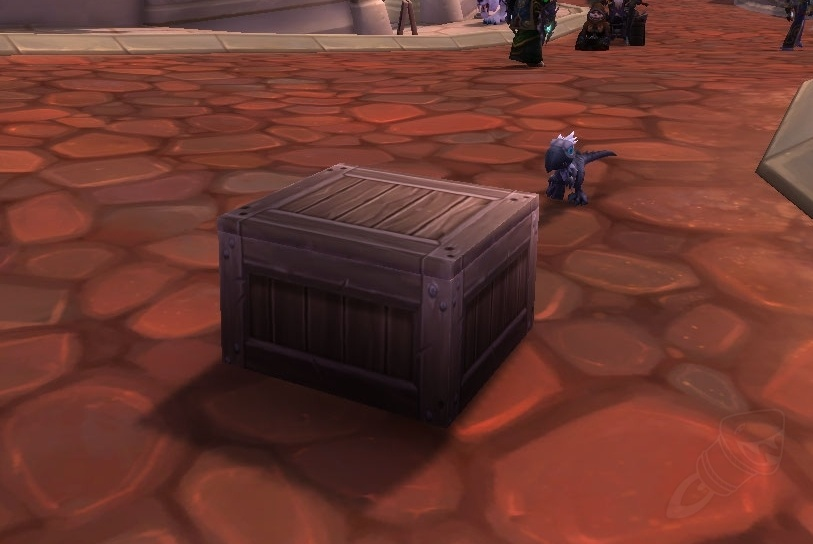 Suspicious Crate Item World Of Warcraft