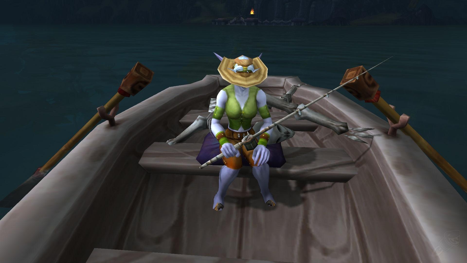 Luraura Nightcast Npc World Of Warcraft