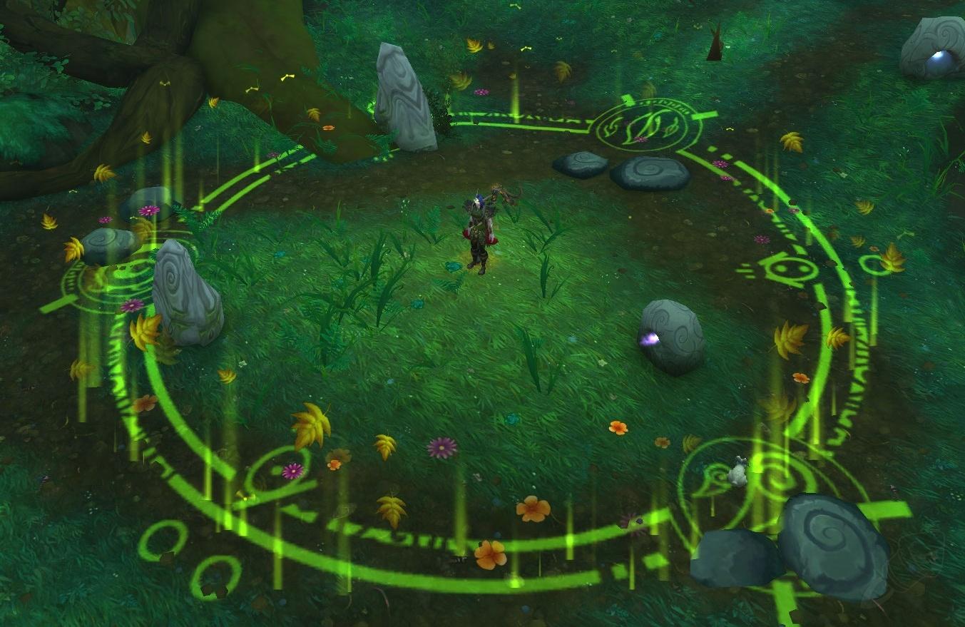 Efflorescence - Spell - World of Warcraft