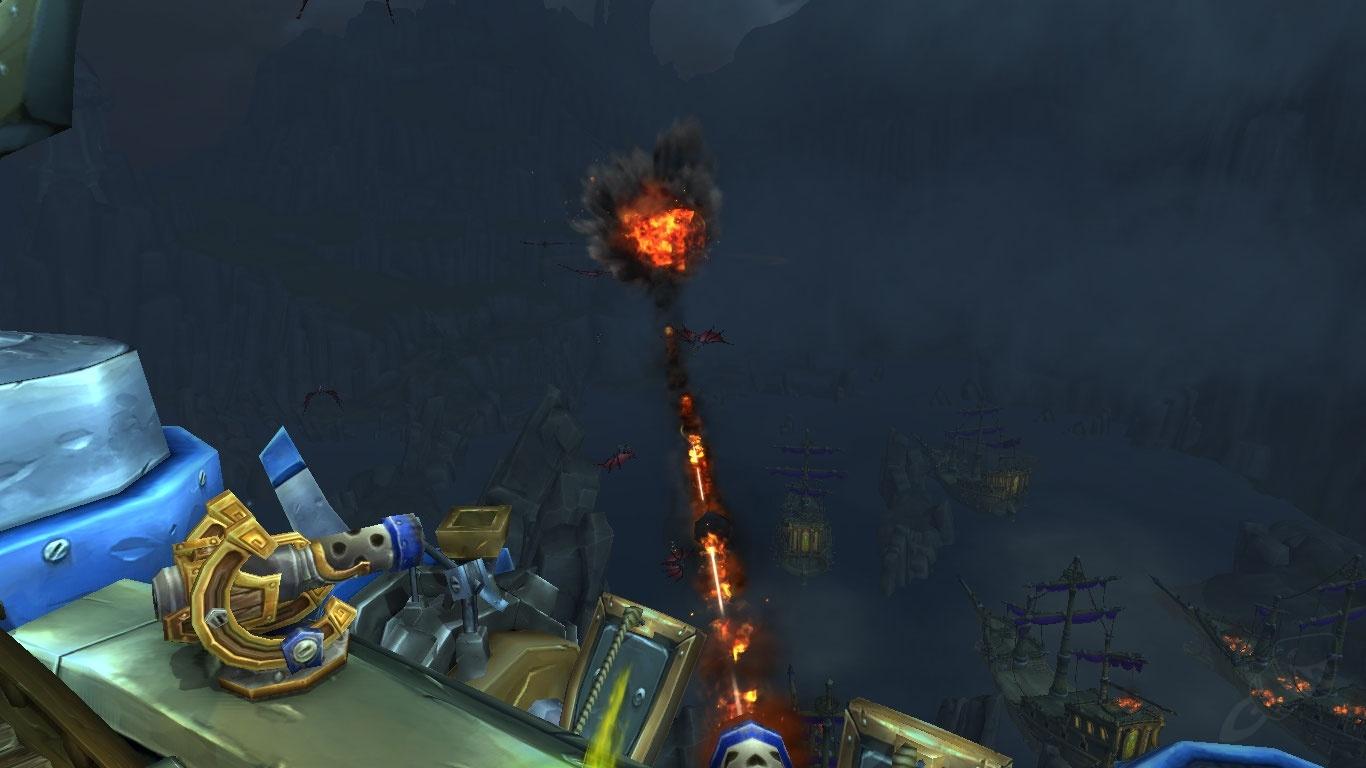 Greymane's Gambit - Quest - World of Warcraft