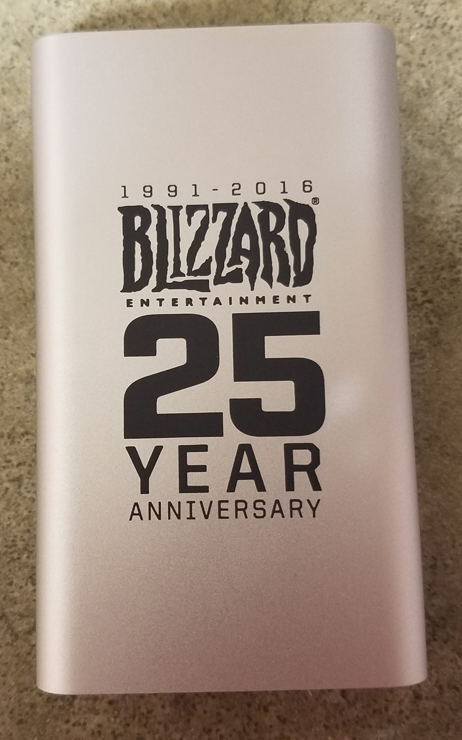 Blizzard Employee Holiday Gift Gallery World Of Warcraft