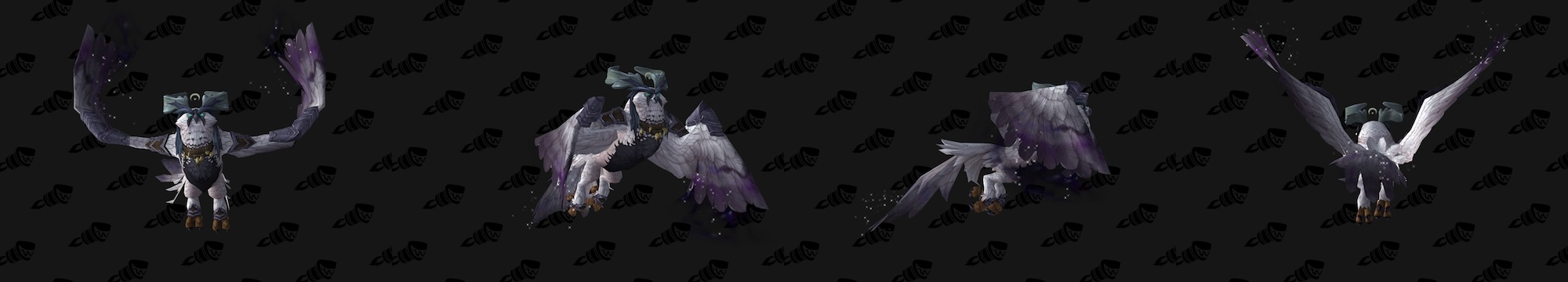 Druid Class Mount and Quest - Archdruid's Lunarwing Form - Wowhead ...