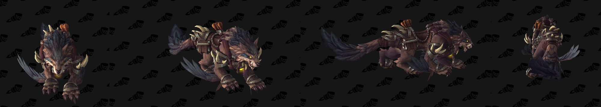 Hunter Class Mount And Quest Trust Of A Wolfhawk And Feathermane