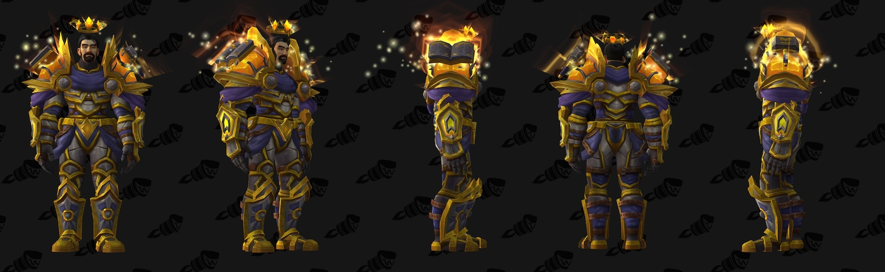 Patch 7.2 - WoW Tier 20 Armor Set Models - Page 17