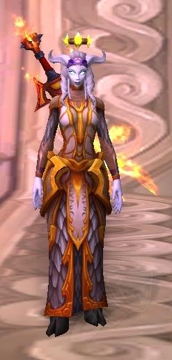 Brustplatte des Hochlords - Gegenstand - World of Warcraft