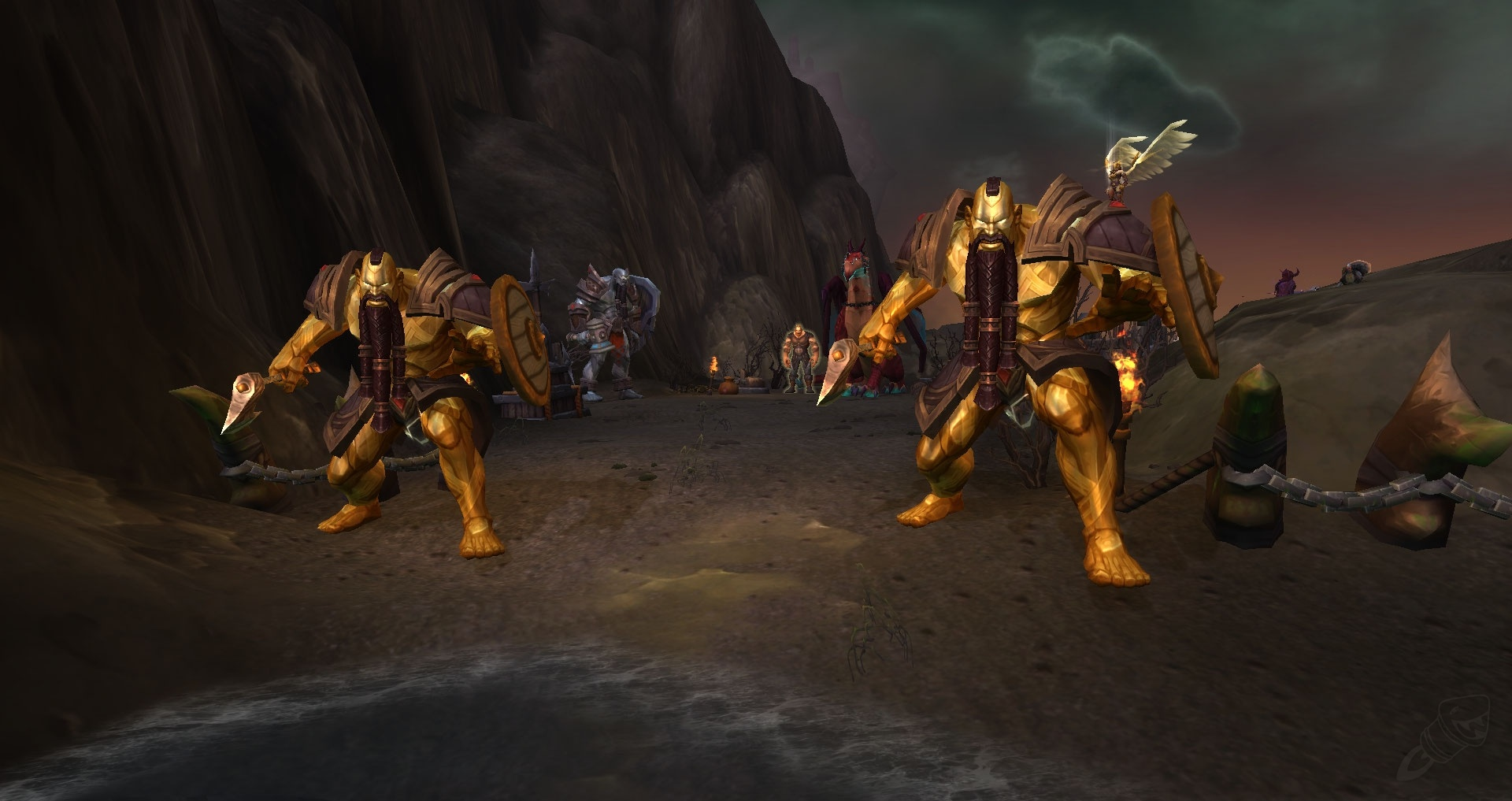Assault On Broken Shore Scenario And Unlocking New Artifact