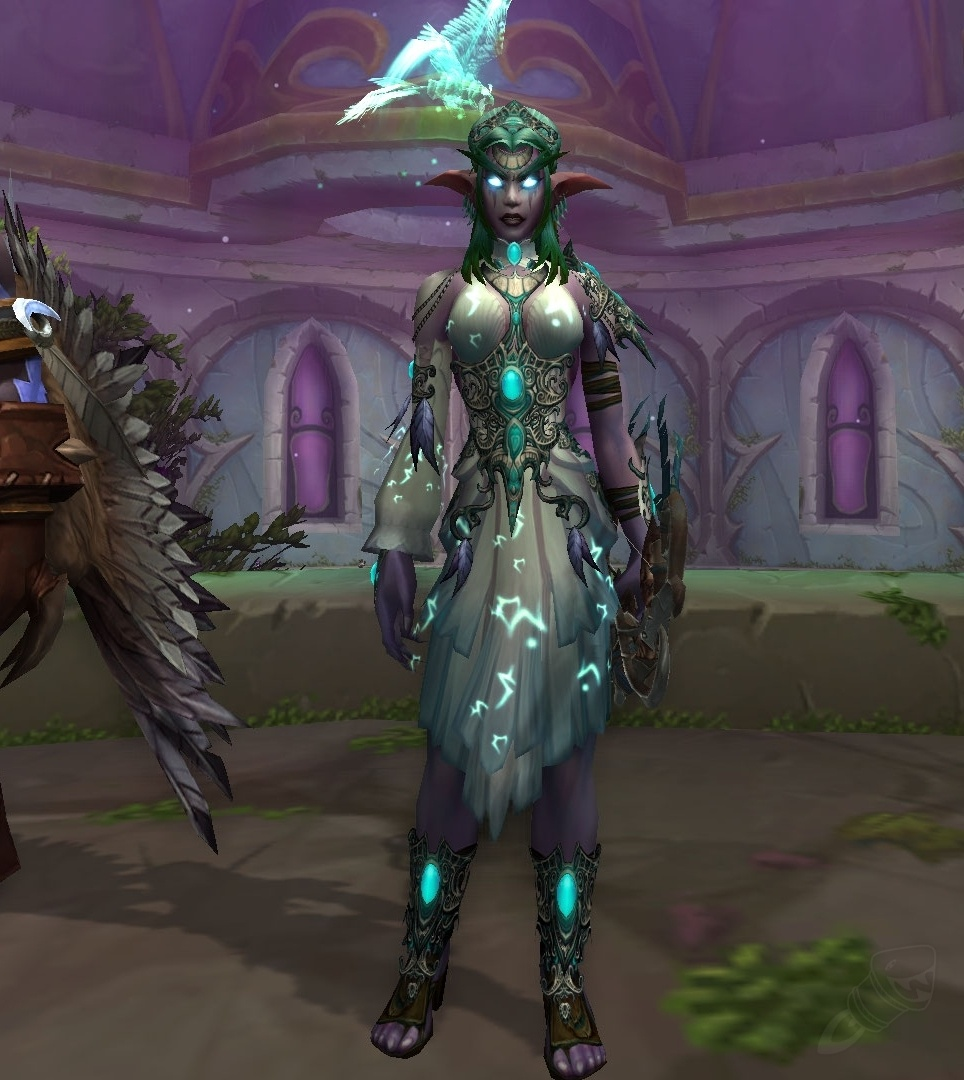 Tyrande Whisperwind Npc World Of Warcraft You're trying to make a hybrid healer/damage tyrande. tyrande whisperwind npc world of