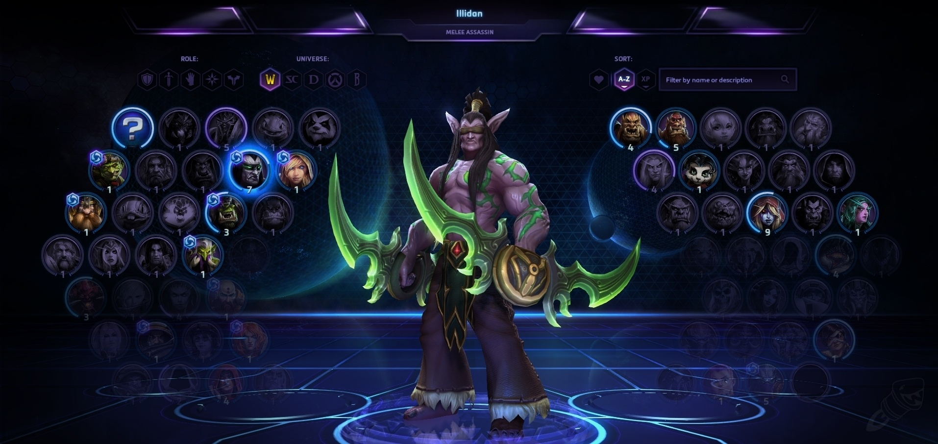 What Heroes Can I Play