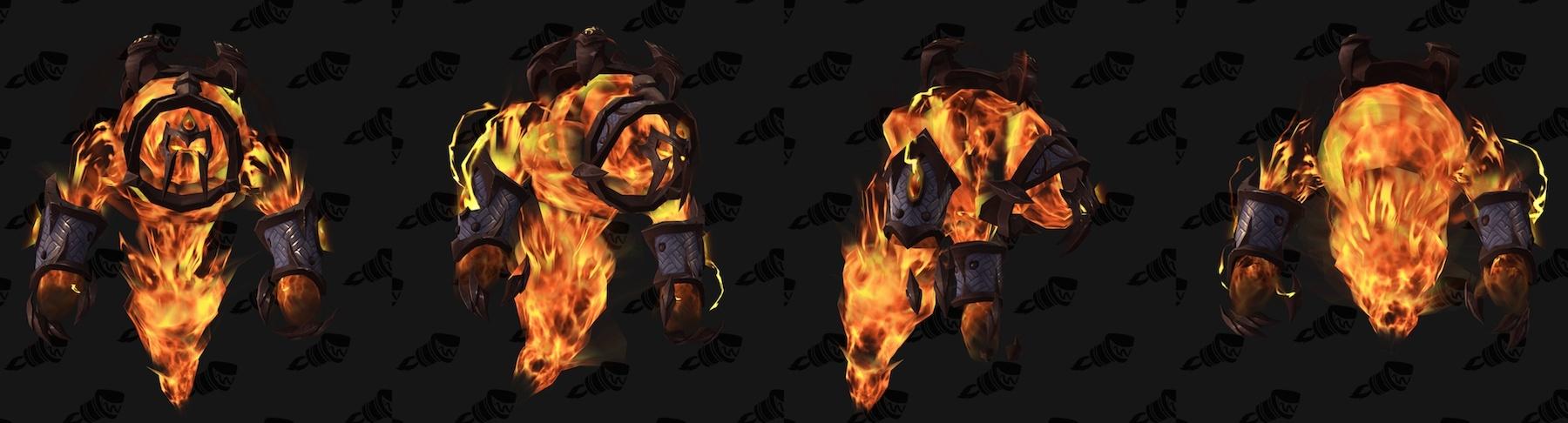 hämische flamme wow legion