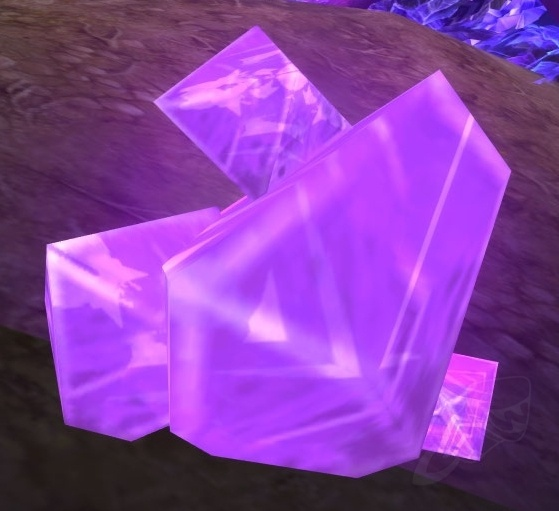 Small Ley Crystal Item World Of Warcraft