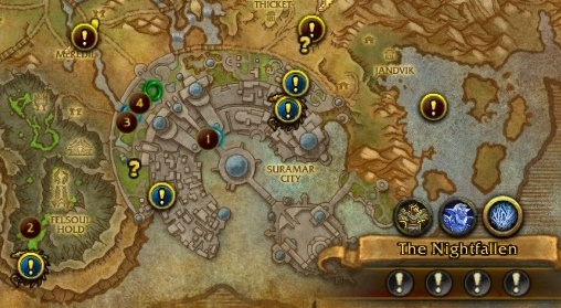 WoW User Interface Improvements in Patch 7.2