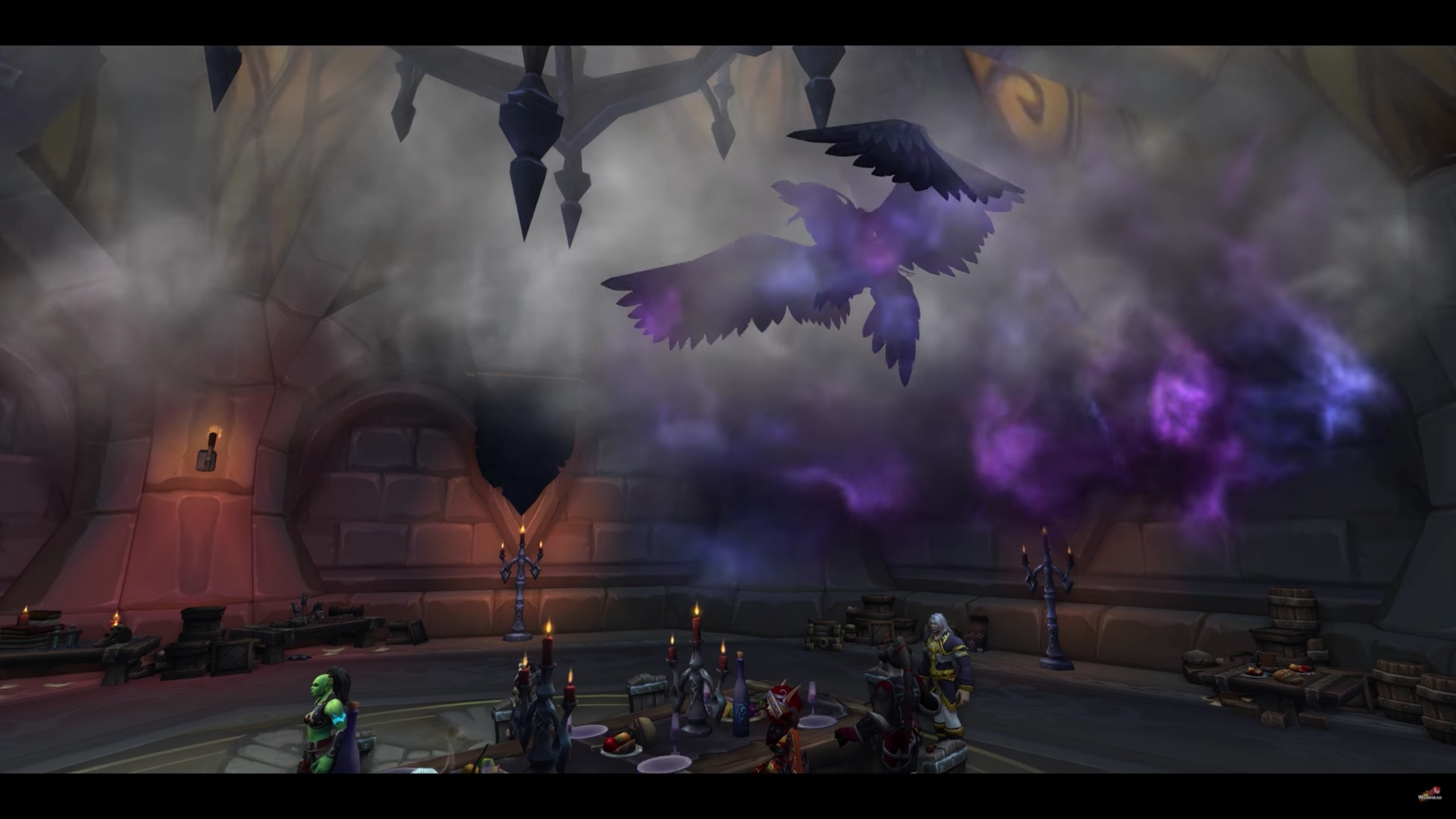 Rogue Class Mount and Quest - Shadowblade's Murderous Omen - Wowhead