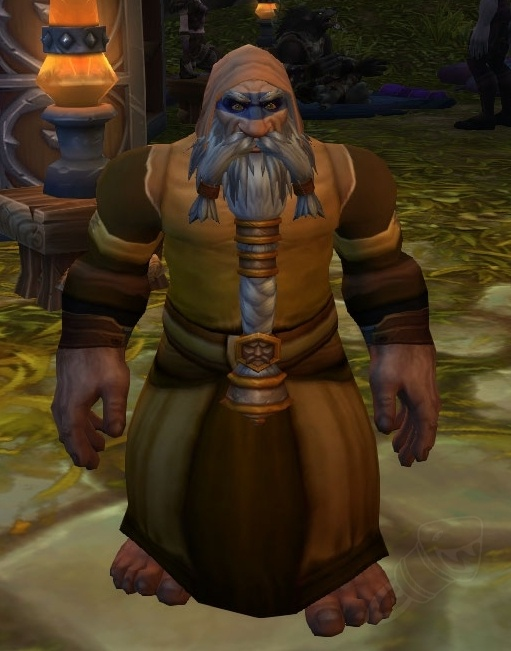 Eliezer Hammerbeard - NPC - World of Warcraft