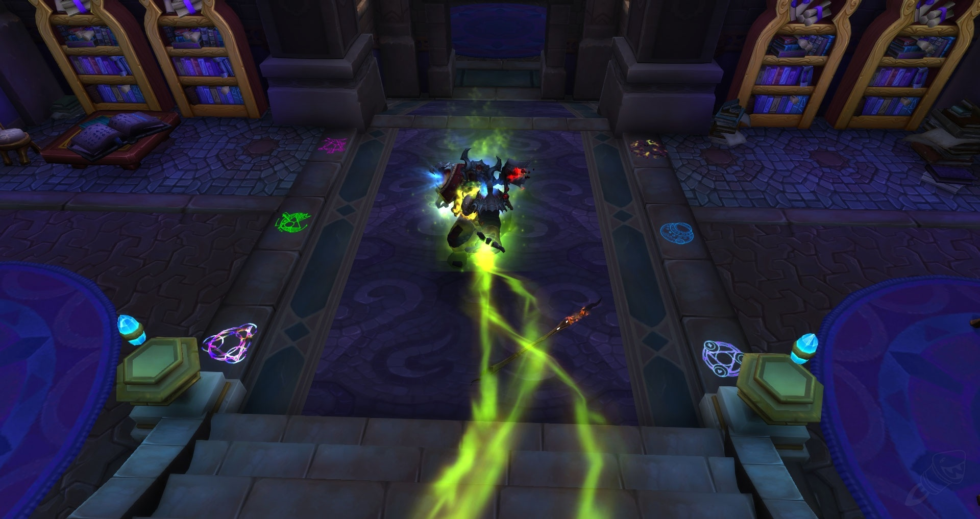 Dabbling in the Demonic - Quest - World of Warcraft