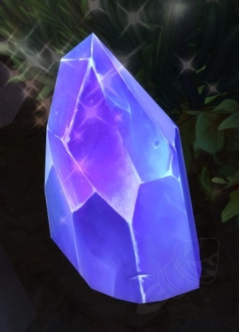 Dim Ley Crystal Item World Of Warcraft