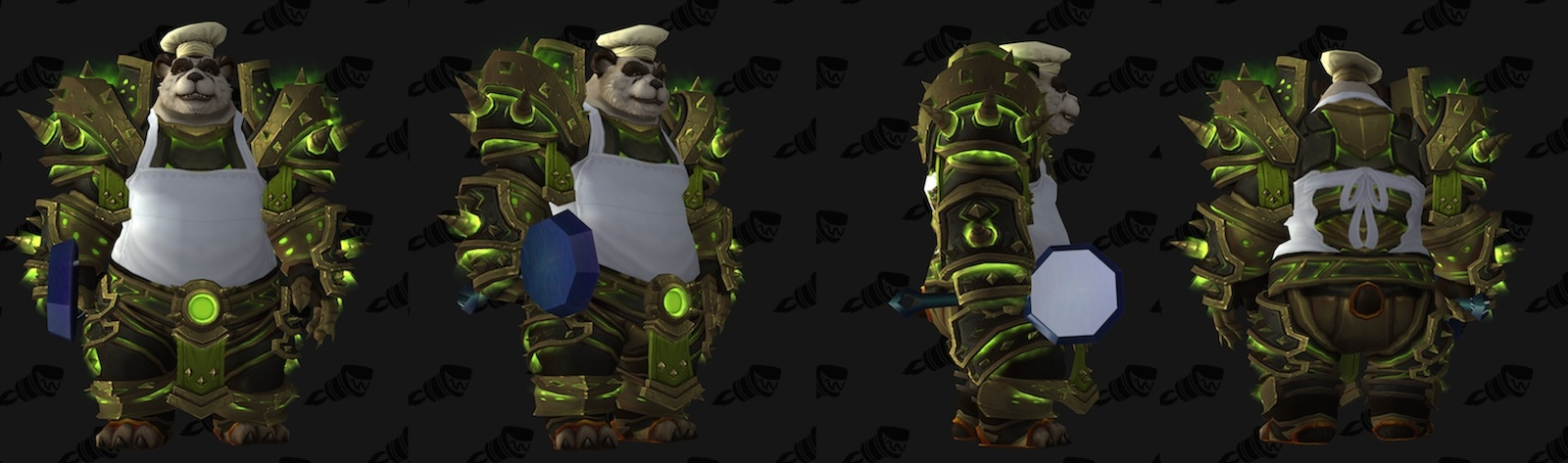Build 24117 PTR Preview - Nomi Micro-Holiday Event, Legion