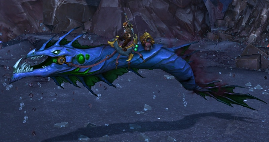 Riddler S Mind Worm Mount How To Guide Printable Version